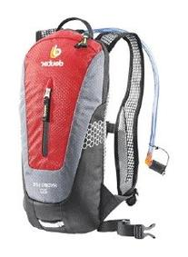 Deuter Hydro Lite 2.0 Backpack, Fire/Titan