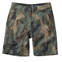 Fox Head - Kids 8-20 Boys Hydroessex Hybrid Short, Green