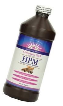 Heritage Hydrogen Peroxide Mouthwash, Cinnamon, 16 Fluid