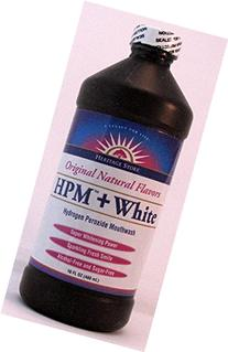 Heritage Hydrogen Peroxide Mouthwash + White Heritage Store