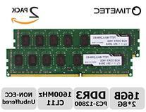 Timetec Hynix IC 16GB Kit  DDR3 1600MHz PC3-12800 Non ECC