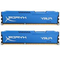 Kingston HyperX Fury 16GB Kit  1866MHz DDR3 CL10 DIMM - Blue