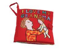 Jellycat I Love My Grandma Soft Baby Book