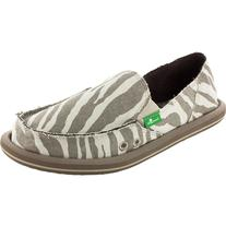 Sanuk I'm Game Shoe - Women's Zebra/Natural, 6.0