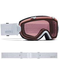 Smith I/OS Polarized Snow Goggles White Prism / Polarized