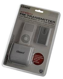 I.Sound Wireless FM Transmitter with Bonus Stand for All