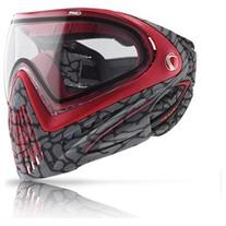 Dye i4 Goggles w/ Thermal Lens - Skinned Red