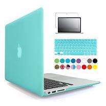 iBenzer Basic Soft-Touch Series Plastic Hard Case, Keyboard
