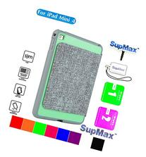 iPad Mini 4 Case,Mini 4 Camo Cover,SupMax™ *PU+PC* High