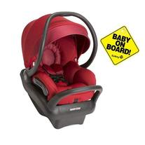 Maxi-Cosi IC160CKT - Mico Max 30 Infant Car Seat w Baby on