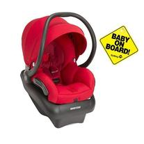 Maxi-Cosi IC223CKT - Mico AP Infant Car Seat w Baby on Board
