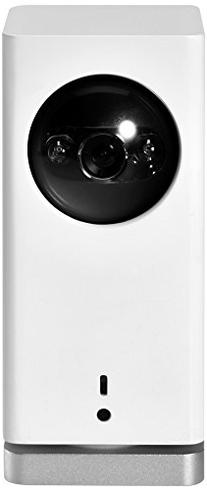 iSmartAlarm 858176004168 iCamera Keep HD Camera with Pan and