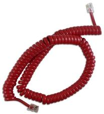 Cablesys 1200RD GCHA444012-FCR / 12 RED Handset Cord