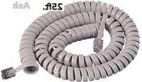 Cablesys 2500AS GCHA444025-FAR / 25 ASH Handset Cord