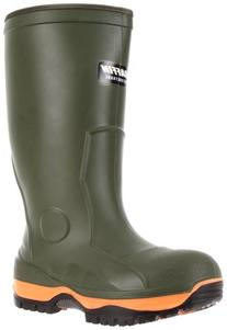 Baffin Men's Ice Bear STP Boot,Forest/Orange/Black,11 M US