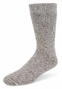 Wigwam The Ice Sock Grey Twist XL