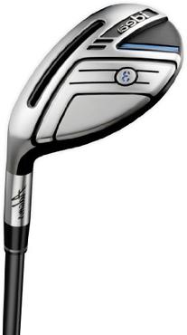 Adams Golf Men's New Idea Hybrid Club, Right Hand, Graphite