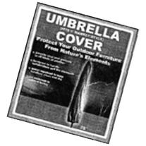 Lifestyle Products IFC06 Umbrella Cover