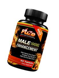 FUZE Male Enhancement Testosterone Booster For Energy Sex