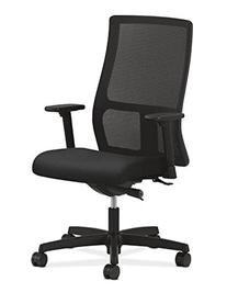 HON Ignition Series Mid-Back Work Chair Mesh Black HON