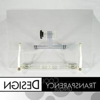 IHD-105 Transparent / Clear Book Stand