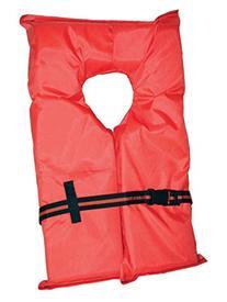 Kent Water Sports 10200020000412 Large Orange Adult Type II