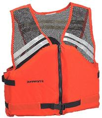 Stearns Type Iii Deck Hand Vest, L I624ORG-04-000F