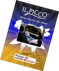 IL Picco Car Sun Shade  - Durable Baby Car Window Shades -