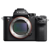 Sony ILCE7RM2/B a7R II 42.4-MP Full Frame Mirrorless Camera