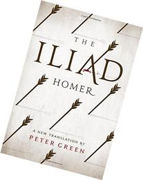 The Iliad: A New Translation by Peter Green