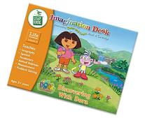"""Imagination Desk: """"Discovering with Dora"""" Interactive Color-"""