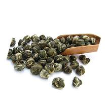 Tealyra Imperial Jasmine Dragon Pearls Green Tea Loose Leaf