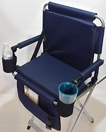NEW & IMPROVED! UNIQUE Heavy-Duty OASIS 600 Sport Seat w/ I