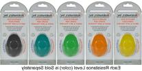 Isokinetics Inc. Hand Exercise Squeeze Ball - Egg Shaped -