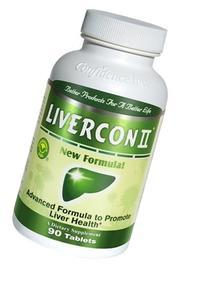 Confidence Inc. Livercon-II - 90 Tablets