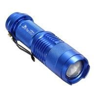 Package includes:<Br> 1X 7W 300LM LED Flashlight Torch