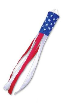 Independence Day  Stars and Stripes 18in Windsock by Premier