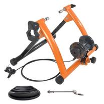 Conquer Indoor Exercise Bike Trainer Stand, Orange