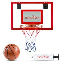 Indoor Mini Basketball Hoop - Includes 5 inch Dia Pro-Mini