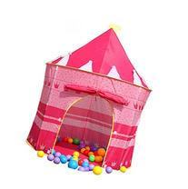 Children Indoor/Outdoor Pop-Up Castle Play Tent - Princess