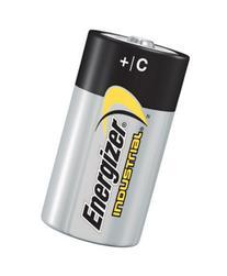 EnergizerIndustrial Alkaline C Battery, No. EN93, 72-Count