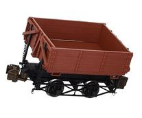 Bachmann Industries Scale Ore Side-Dump Car - Brown - Large