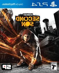 inFAMOUS: Second Son Standard Edition