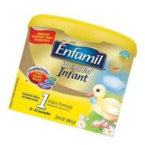 Enfamil Premium Infant Formula, For Babies 0-12 Months, 23.4
