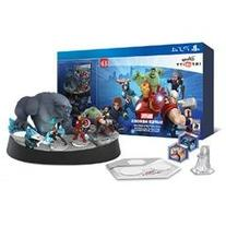 Infinity 2.0 Starter Pack-Marvel Super Heroes Collectors Ed-