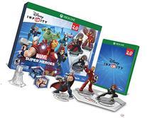 Infinity 2.0 Starter Pack-Marvel Super Heroes-Xb1