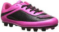 Vizari Infinity FG Soccer Cleat , Pink/Black, 10.5 M US