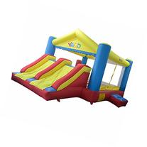 YARD Inflatable Bouncer Residential Bounce House Combo Dual
