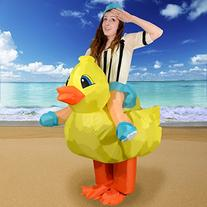 Inflatable Costume the Duck