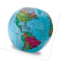 Learning Resources Inflatable 12 inch Globe